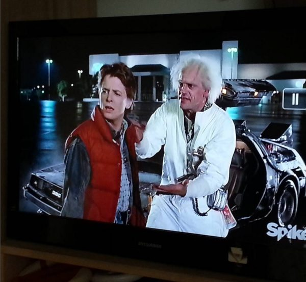 Remember the 80s - Back to the Future