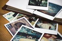 Feeling of Nostalgia - Polaroid Pictures in Journal