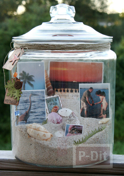 Mementos tell stories - Memory Jar