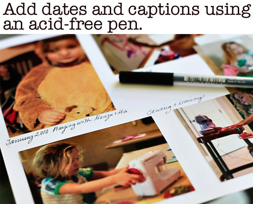 Storytelling through photos - with Words