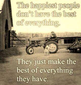 Live More Simply Like Little House - Farmer
