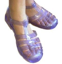 Childhood Toys that Will Age You - Jelly Shoes