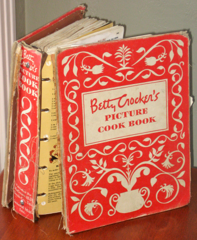 Old Things Owned and Still Used - Betty Crocker Cookbook