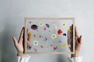 DIY Gift Ideas - Floating Flowers