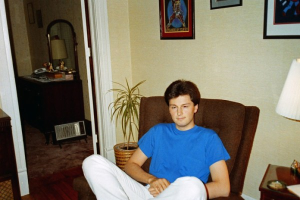 First Apartment Memories - Favorite Chair