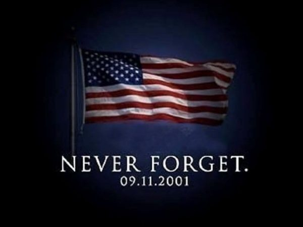 Write About Important Dates - September 11 Never Forget