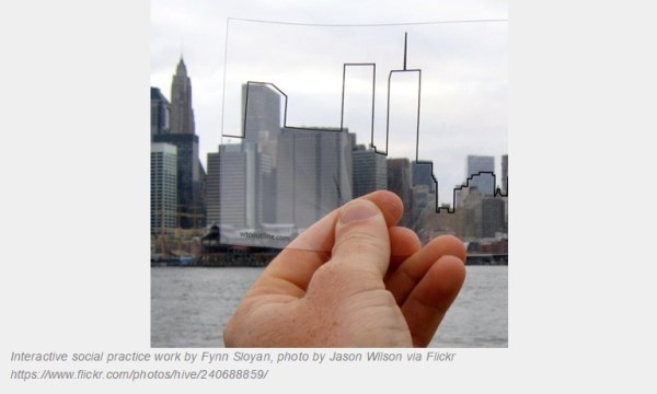 Time Capsule History Lesson - September 11th Buildings Missing