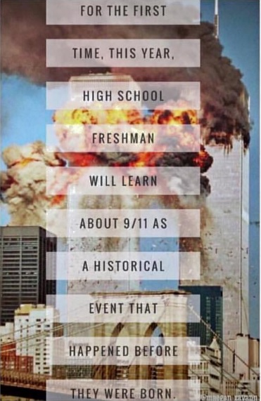 Time Capsule History Lesson - September 11th