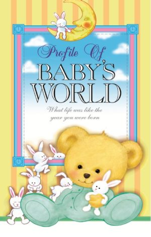 Baby Profile Book of the World