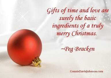 Meaningful Personalized Gifts - Christmas Quote