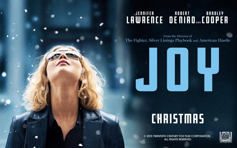 Joy Movie Inspires - Review
