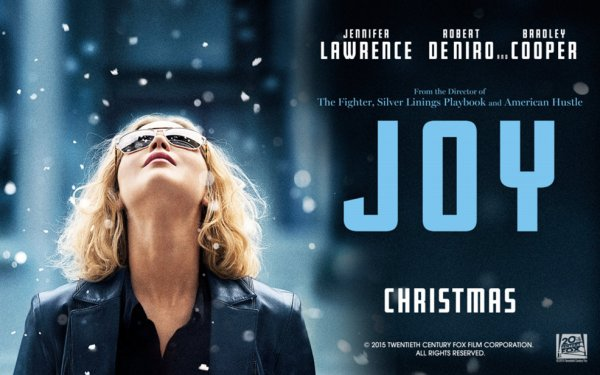 Joy Movie Inspires - Review
