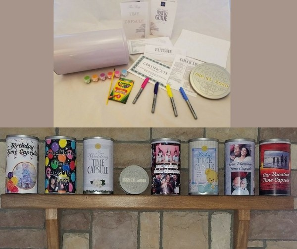 DIY Time Capsules with Plain DIY TC
