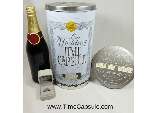 Wedding Time Capsule - Proposal Idea