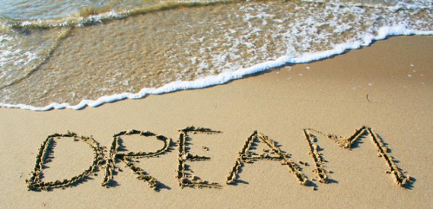 Keep Dreams Alive - Ocean