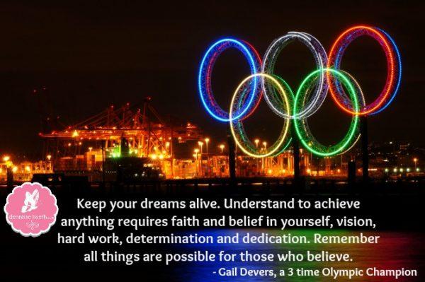 Keep Dreams Alive - Olympics