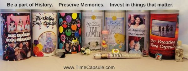 Different Time Capsule themes