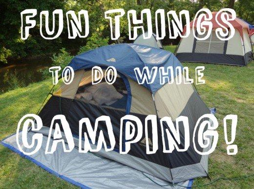 Device Disease - Camping Fun