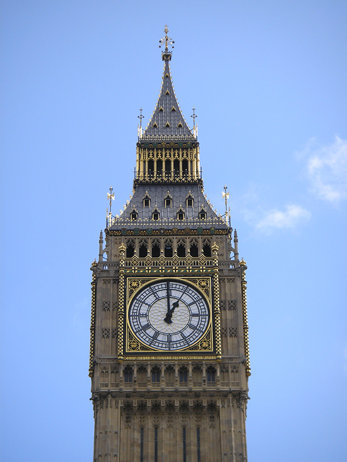 Big Ben Londons Greatest Time Keeper