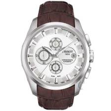Tissot Couturier Silver Dial