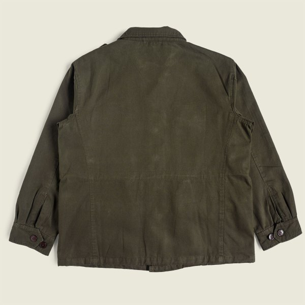 Vintage Military WW2 M-43 Field Jacket