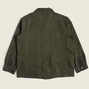 Vintage Military WW2 M-43 Field Jacket