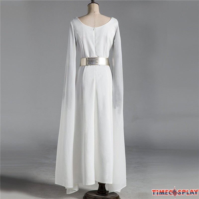 Star WarsA New Hope Princess Leia Cloak Dress Cosplay