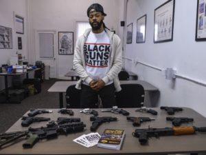maj toure black guns matter