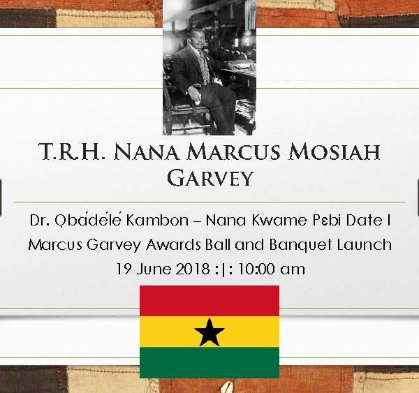 Nana Marcus Garvey, Authentic Pan-Afrikanism and Afrikan=Black Identity