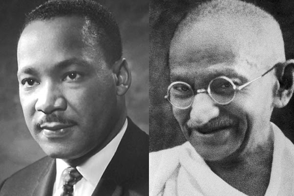 "[Video+Slides] ""Dr. King Didn't Know Gandhi Was A Racist and Sexual Deviant"" - Okunini Ọbádélé Kambon"