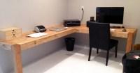 Build Office Desk Plans DIY Free Download steel pergola ...