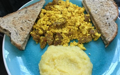 Are Eggs Off the Table? Not Anymore with this Egg-free Recipe That Will Fool the Savviest Carnivore