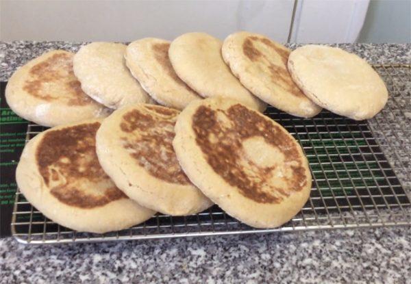 100% Whole Grain Pita Bread