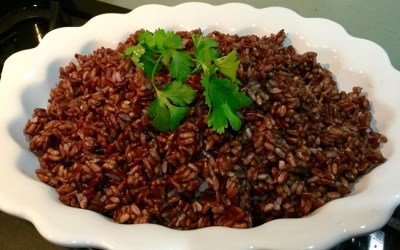 Whole Grain Rice In Your Instant Pot!