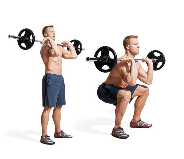 جيسون ستاثام برنامج تدريبات اللياقة البدنية