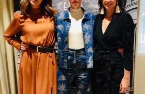 Patricia Vico, María Cantuel y Macarena Gómez/ Andrea Fernández