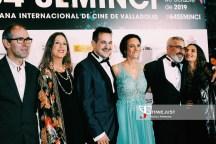 Micky Molina junto a ángela Molina