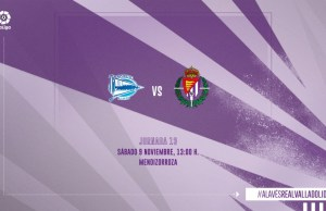 Previa: Deportivo Alavés - Real Valladolid