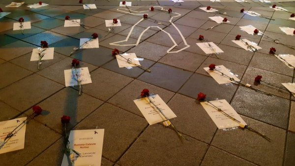 25 de noviembre día violencia de género