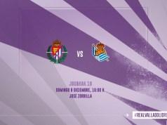 Real Valladolid - Real Sociedad.
