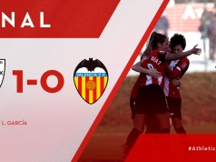 Athletic Club1-0 Valencia CF