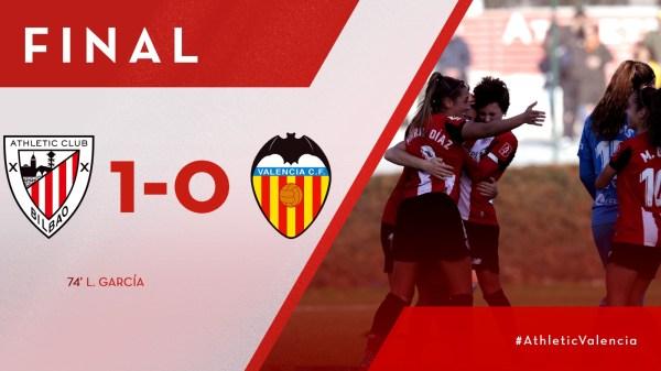 Athletic Club1-0 Valencia CF