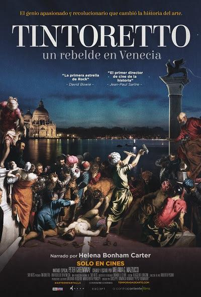 Image result for Tintoretto, un rebelde en Venecia