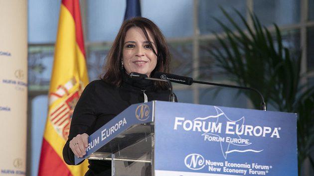 Adriana Lastra diálogo