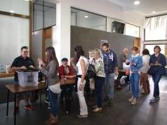 Colegio electoral del referéndum del 1-O