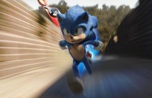 Sonic gran pantalla