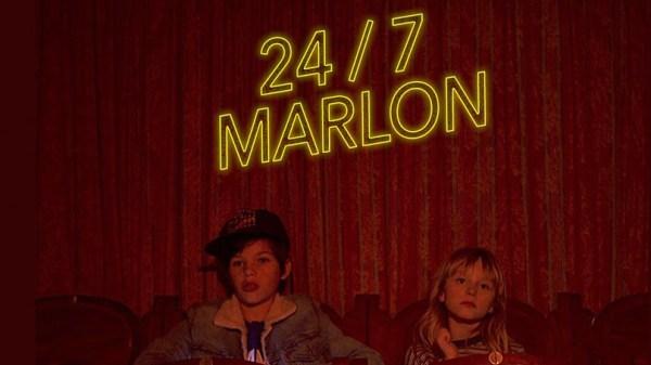Portada del nuevo single de Marlon, 24/7. // Foto: Warner Music