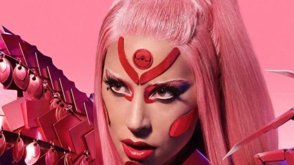 Lady Gaga imagen de Instagram oficial de la cantante