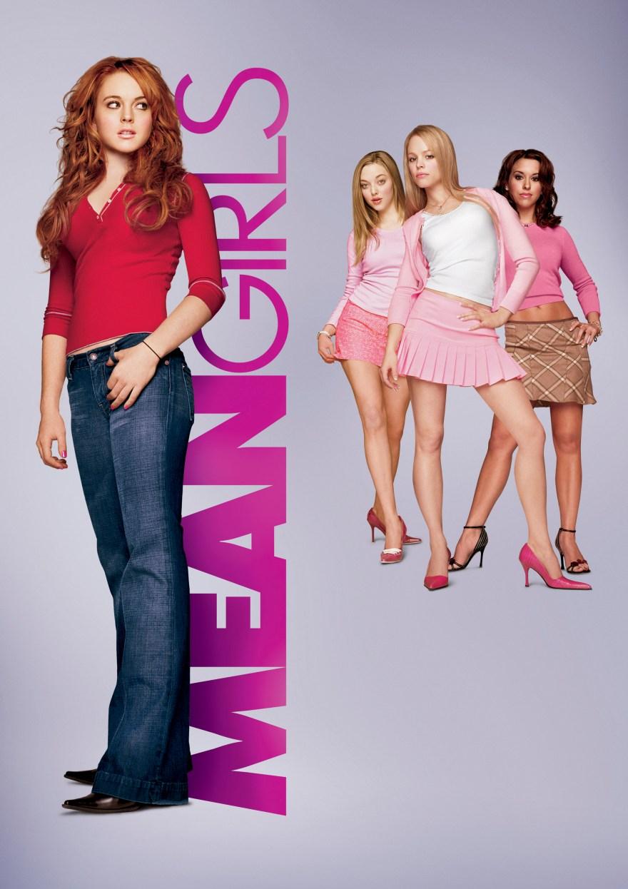 "Póster película ""Mean Girls"""