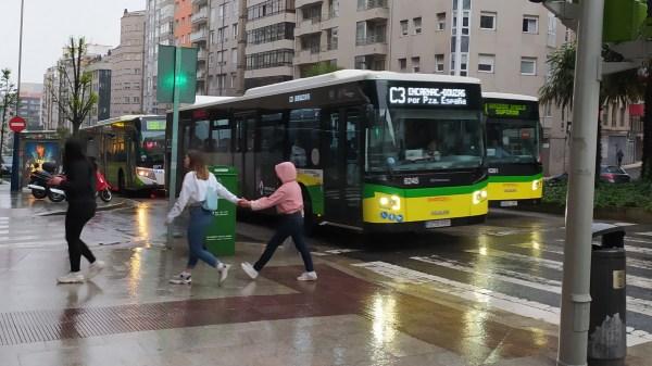vitrasa transporte urbano vigo
